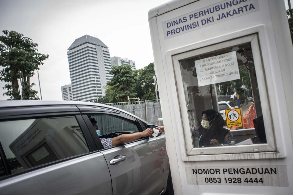 Tarif Parkir di Jakarta Bakal Naik, Mobil Rp60 Ribu/Jam dan Motor Rp18 Ribu/Jam-0