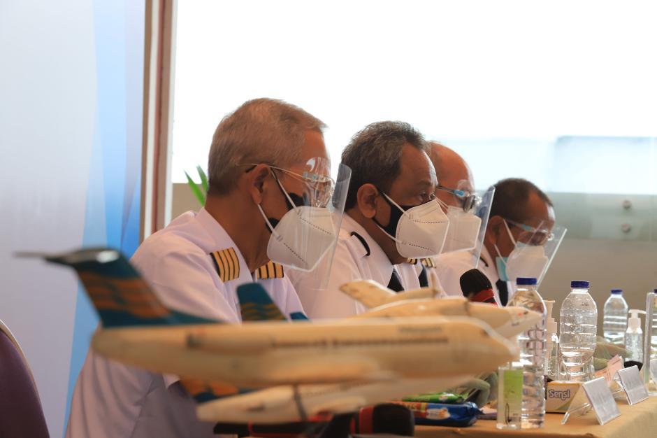 Gaji dan Uang Pensiun Belum Dibayarkan Penuh, Eks Pilot Merpati Surati Presiden-1