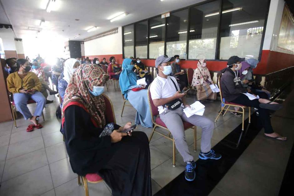 GOR Ciracas Jadi Sentra Vaksinasi Covid-19 di Jakarta Timur-3