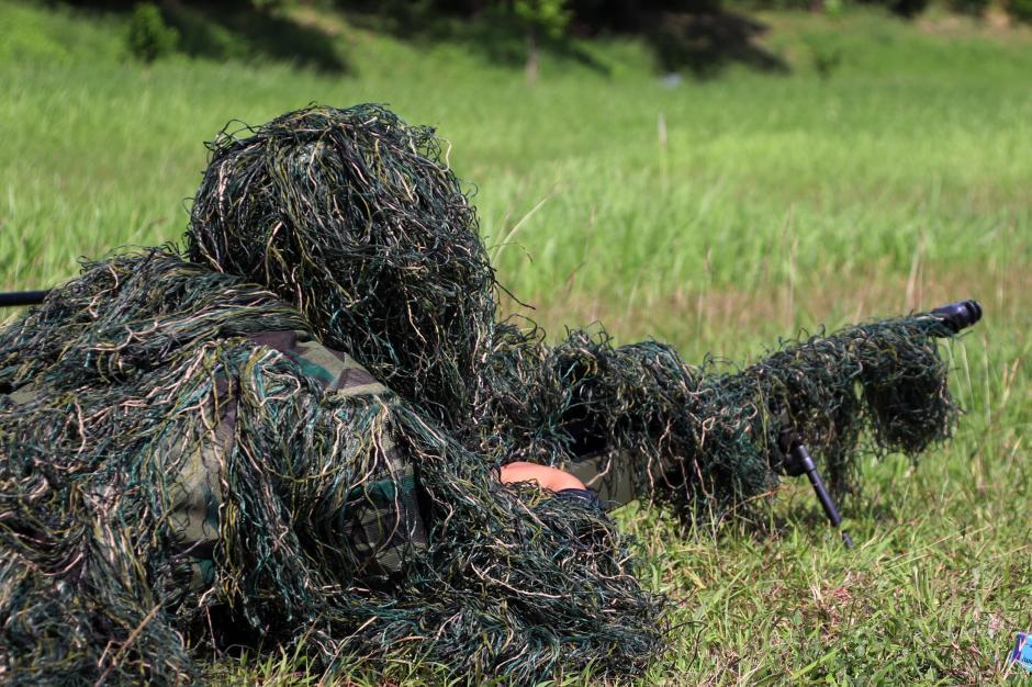 Aksi Para Sniper Marinir Ini Bikin Musuh Lari Tunggang Langgang-7