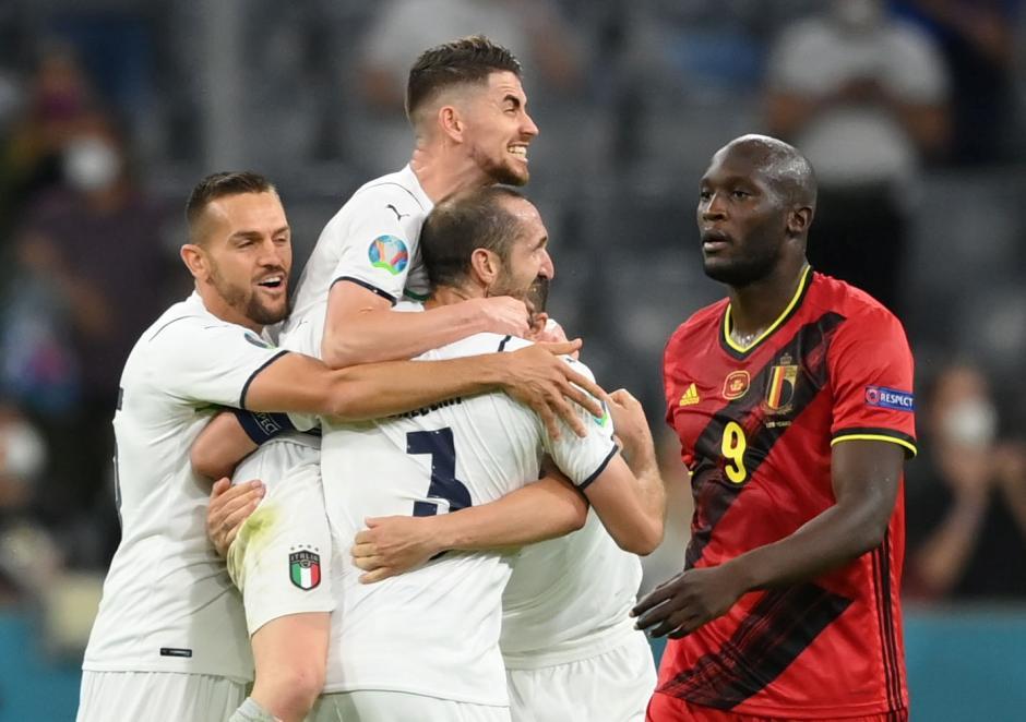 Singkirkan Belgia, Italia Melaju ke Semifinal Piala Eropa 2020-4