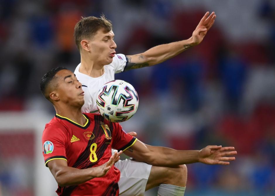 Singkirkan Belgia, Italia Melaju ke Semifinal Piala Eropa 2020-3