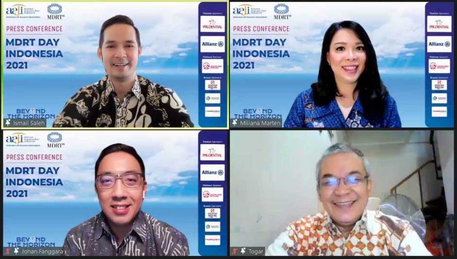 Usung Tema Beyond The Horizon, MDRT Day Indonesia 2021 Digelar Secara Virtual-2