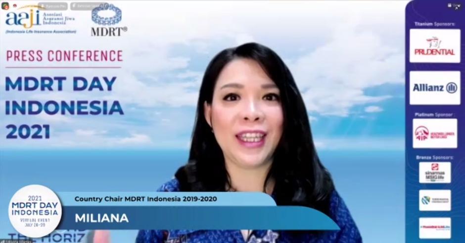 Usung Tema Beyond The Horizon, MDRT Day Indonesia 2021 Digelar Secara Virtual-3