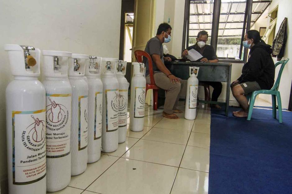 Peminjaman Tabung Oksigen Gratis di Depok-1