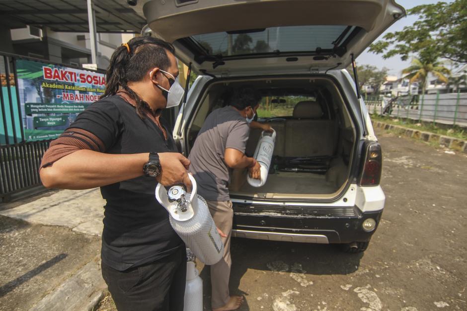 Peminjaman Tabung Oksigen Gratis di Depok-0
