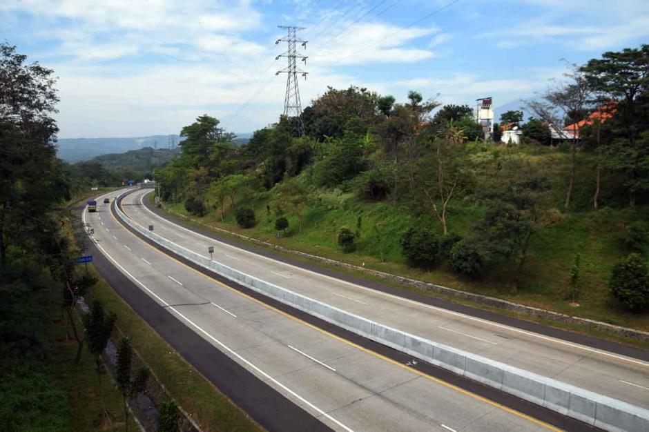 Exit Tol di Jateng Ditutup, Jalan Tol Semarang-Solo Lengang-4