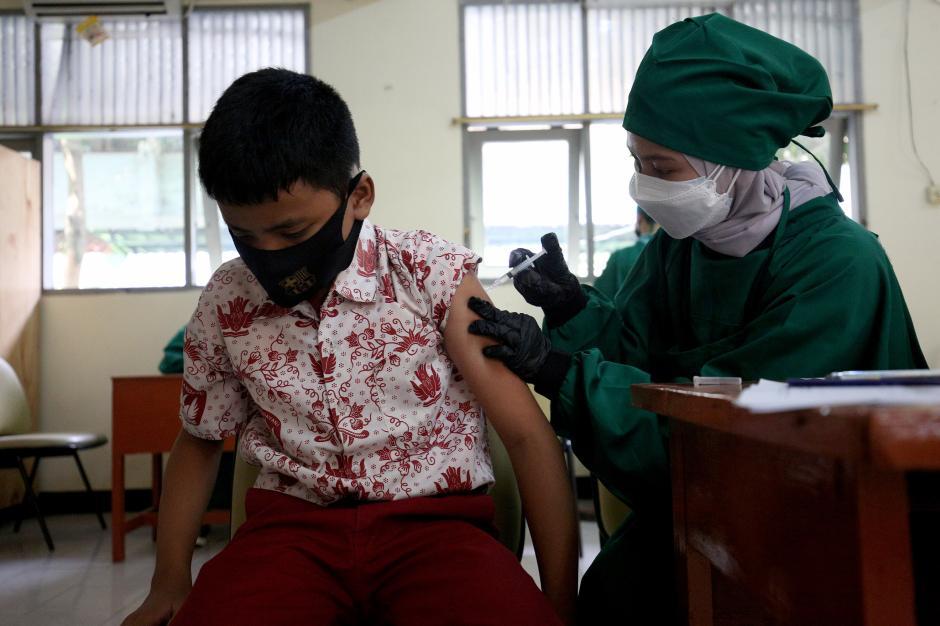 Jokowi Batalkan Vaksin Berbayar, Rudyono Darsono: Keputusan yang Bijak-1