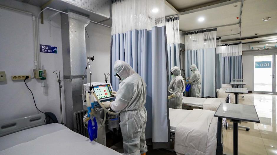 Begini Kecanggihan Faskes RSPJ Asrama Haji untuk Pasien Covid-19 Gejala Berat dan Kritis-9