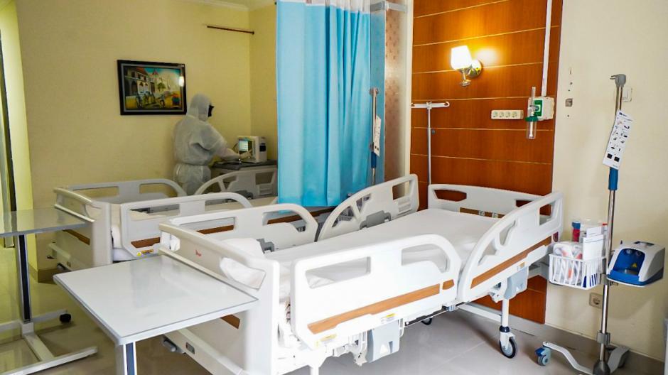 Begini Kecanggihan Faskes RSPJ Asrama Haji untuk Pasien Covid-19 Gejala Berat dan Kritis-4