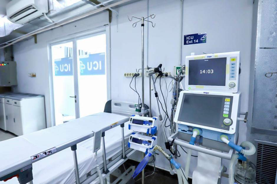 Begini Kecanggihan Faskes RSPJ Asrama Haji untuk Pasien Covid-19 Gejala Berat dan Kritis-1