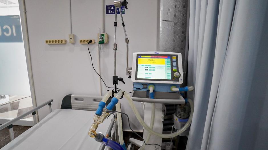 Begini Kecanggihan Faskes RSPJ Asrama Haji untuk Pasien Covid-19 Gejala Berat dan Kritis-6