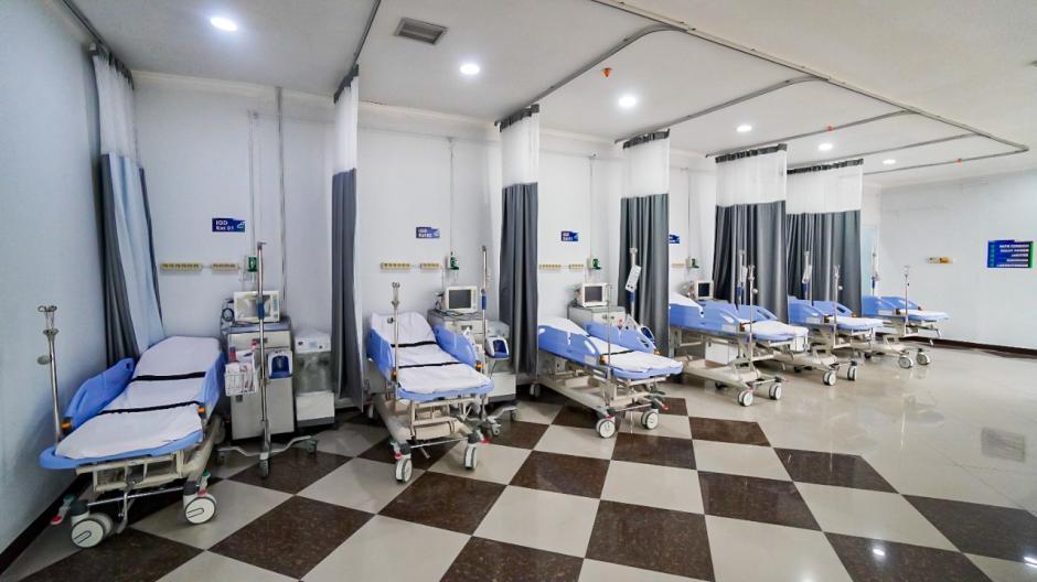 Begini Kecanggihan Faskes RSPJ Asrama Haji untuk Pasien Covid-19 Gejala Berat dan Kritis-2