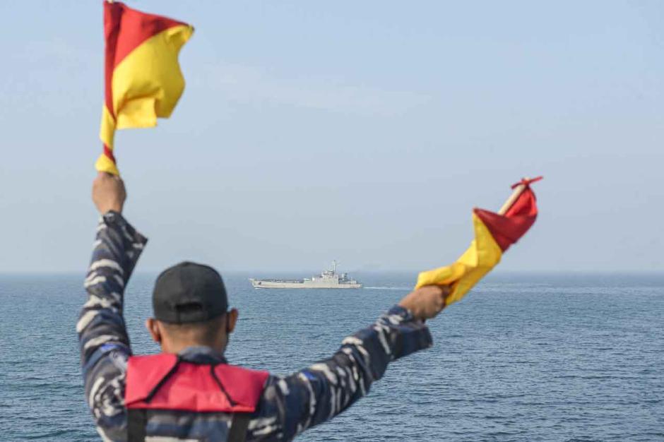 Uji Ketahanan KRI Teluk Youtefa-522 dalam Menjaga Kedaulatan RI-4