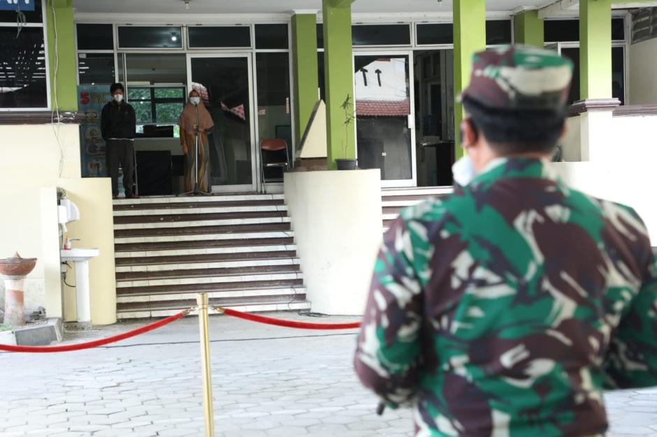Panglima TNI: Isoter Merupakan Upaya Pemerintah Bantu Penanganan Pasien Covid-19-1