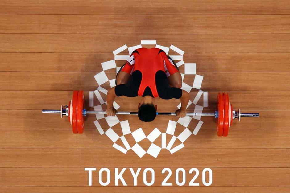 JOSS!! Eko Yuli Irawan Sumbangkan Perak untuk Indonesia di Olimpiade Tokyo 2020-2