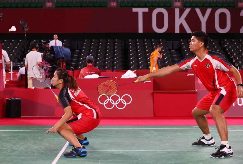 Dikalahkan Pasangan Jepang, Praveen/Melati Jadi Runner-up Grup-0