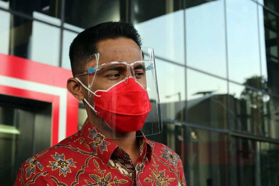 Hengky Kurniawan Jalani 5 Jam Pemeriksaan di KPK Terkait Kasus Bupati Bandung Barat-2