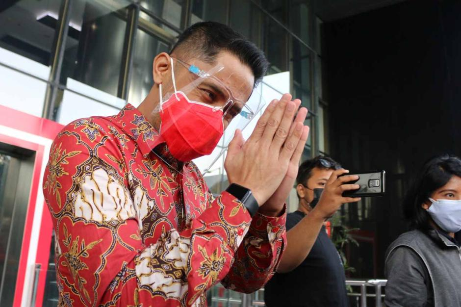 Hengky Kurniawan Jalani 5 Jam Pemeriksaan di KPK Terkait Kasus Bupati Bandung Barat-3