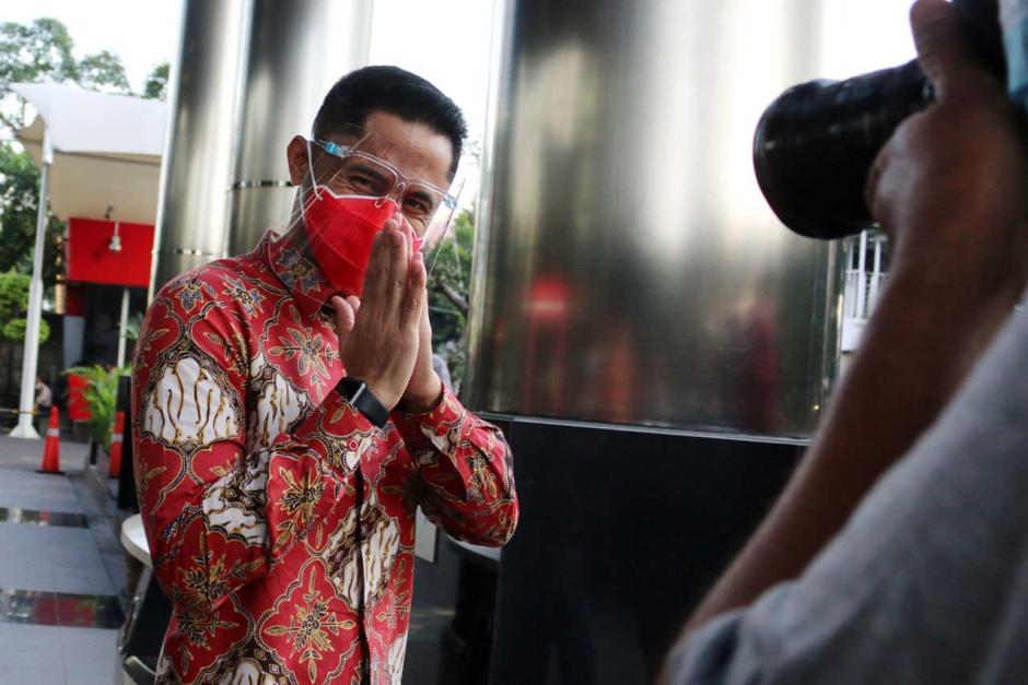 Hengky Kurniawan Jalani 5 Jam Pemeriksaan di KPK Terkait Kasus Bupati Bandung Barat-0