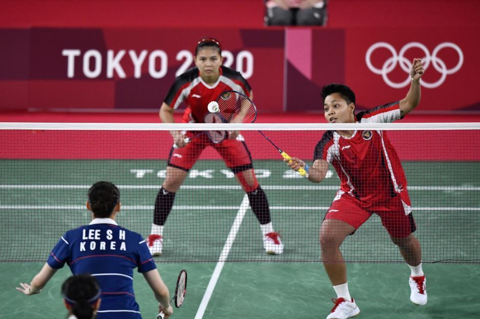 Lolos ke Final, Greysia/Apriyani Harapan Indonesia Raih Medali Emas di Olimpiade Tokyo 2020-0