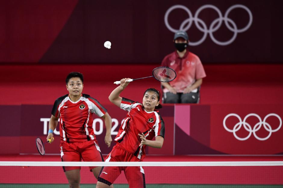 Lolos ke Final, Greysia/Apriyani Harapan Indonesia Raih Medali Emas di Olimpiade Tokyo 2020-3