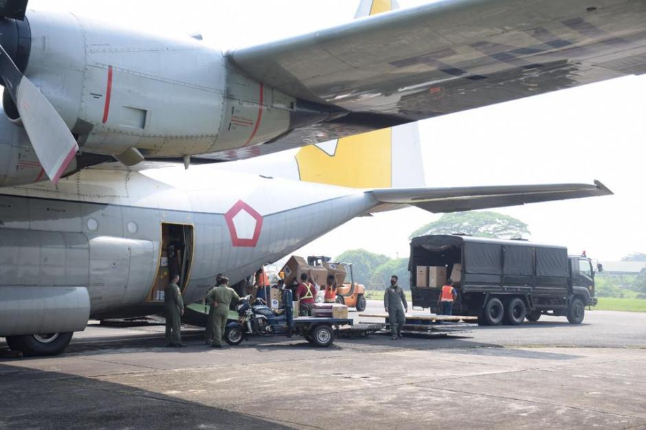 TNI Kirim Alkes dan Nakes ke Kalimantan dan Sulawesi-1