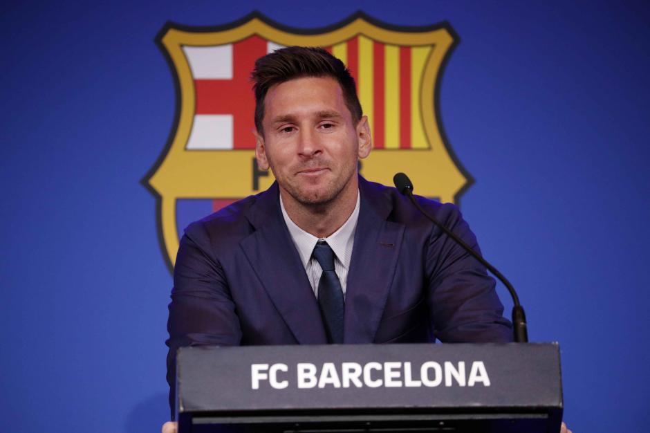 Tangisan La Pulga di Camp Nou, Lionel Messi Pamit!-5