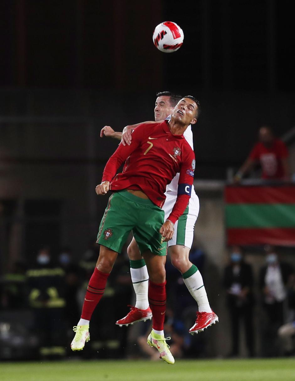 Borong Dua Gol, CR7 Cetak Rekor Baru dan Bawa Kemenangan Portugal Atas Irlandia-0