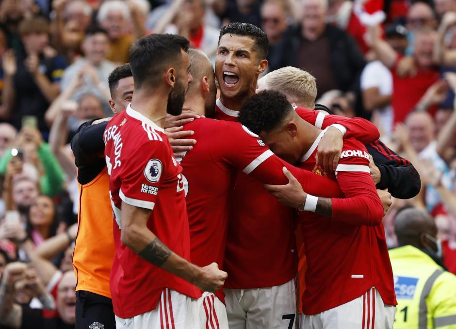 Potret Aksi Cristiano Ronaldo Hancurkan Newcastle United 4-1-1